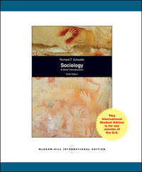 Sociology: A Brief Introduction by  Richard T Schaefer - Paperback - 2010-10-01 - from Ergodebooks (SKU: DADAX0071221700)