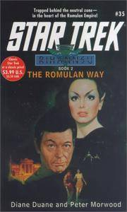 Romulan Way (Star Trek: The Original Series, No. 35)