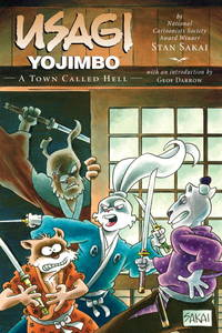 Usagi Yojimbo Volume 27