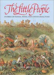 The Little People: Stories of Fairies, Pixies, and Other Small Folk