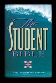 NIV : the Student Bible