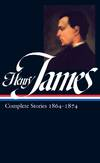 image of Henry James: Complete Stories 1864-1874 (Library of America)