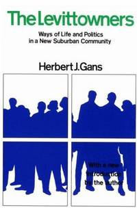 herbert j gans essays People, plans, and policies: essays on poverty, racism, and other national urban problems (a morningside book) by gans, herbert j and a great selection of similar.
