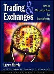 image of Trading and Exchanges: Market Microstructure for Practitioners