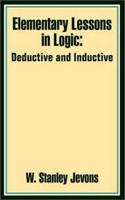 image of Elementary Lessons in Logic: Deductive and Inductive