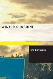 image of Winter Sunshine