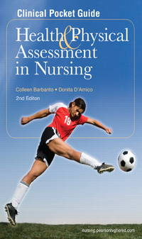 Clinical Pocket Guide for Health & Physical Assessment in Nursing (2nd Edition) (Barbarito,...