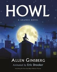 image of Howl: A Graphic Novel. by Eric Drooker