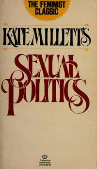 Sexual politics millett