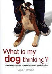 What is my dog thinking?