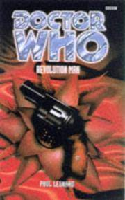 image of Doctor Who: Revolution Man