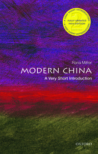 image of Modern China: A Very Short Introduction (Very Short Introductions)