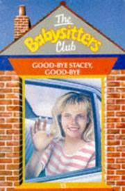 image of Goodbye Stacey, Goodbye (Babysitters Club)