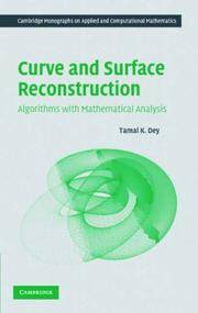 Curve and Surface Reconstruction (2004)
