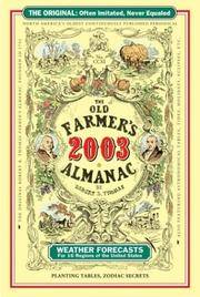 Old Farmer's Almanac 2003, The