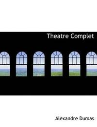 image of Theatre Complet (French Edition)
