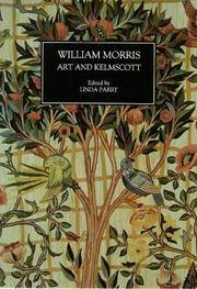 image of William Morris: Art and Kelmscott (Occasional Papers of the Society of Antiquaries of London,)