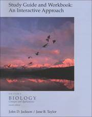 image of Biology: Concepts and Applications