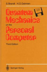 Quantum Mechanics on the Personal Computer (including diskette)