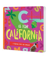 C is for California: A Golden State ABC Primer by  Trish Madson - from Paper Tiger Books (SKU: 51W00000VYU4_ns)