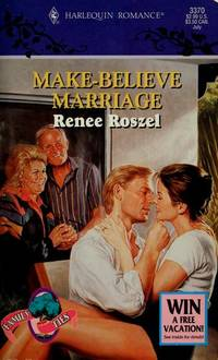 Make - Believe Marriage (Harlequin Romance, No 3370)