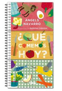Qué comemos hoy? / What We Eat Today? (B de Blok) (Spanish Edition)