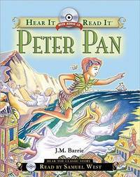 image of Peter Pan with CD (Hear It Read It)