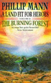 image of The Burning Forest: A Land Fit For Heroes 3