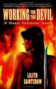 Working for the Devil (Dante Valentine. Book 1)
