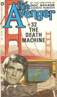 Avenger # 32:  The Death Machine
