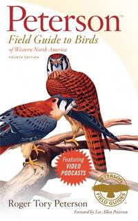 Peterson Field Guide to Birds of Western North America (Fourth Edition)