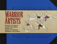 image of Warrior Artists: Historic Cheyenne and Kiowa Indian Ledger Art  Drawn By Making Medicine and Zotom