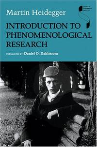 image of Introduction to Phenomenological Research (Studies in Continental Thought)