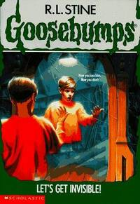 image of Let's Get Invisible! (Goosebumps)