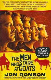 image of The Men Who Stare at Goats (Film Tie-In)