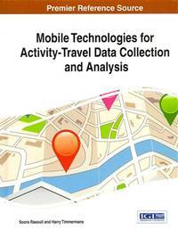 Mobile Technologies for Activity-Travel Data Collection