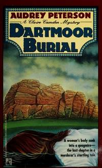 DARTMOOR BURIAL : DARTMOOR BURIAL [Paperback]  by Peterson