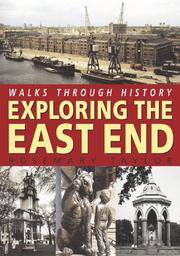 Walks Through History - Exploring the East End