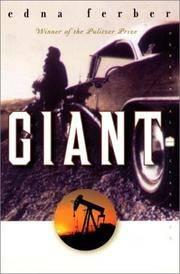 GIANT by FERBER EDNA - Paperback - from BookVistas and Biblio.com