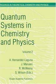 Quantum Systems in Chemistry and Physics Volume 2 Advanced Problems and Complex Systems