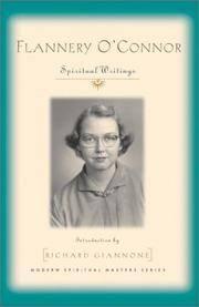 image of Flannery O'Connor: Spiritual Writings (Modern Spiritual Masters Series.)