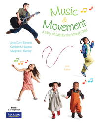 Music and Movement: A Way of Life for the Young Child (6th Edition) by Linda Carol Edwards; Kathleen M. Bayless; Marjorie E. Ramsey - Paperback - 2008 - from Rob Briggs Books (SKU: 800932)
