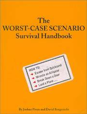 The Worst Case Scenario Survival Handbook (Worst-Case Scenario Survival Handbooks (Audio))