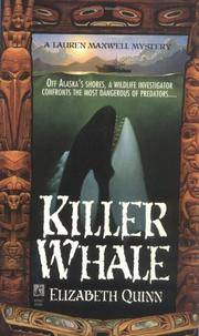 Killer Whale: A Lauren Maxwell Mystery