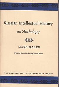Russian Intellectual History:  an Anthology