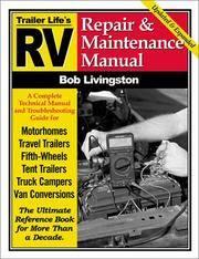 image of RV Repair and Maintenance Manual (RV Repair & Maintenance Manual)