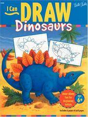 I CAN DRAW DINOSAURS Ages 6+