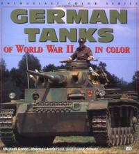 GERMAN TANKS OF WORLD WAR II IN COLOR - ENTHUSIAST COLOR SERIES