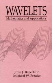 Wavelets: Mathematics and Applications (Studies in Advanced Mathematics)