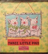 image of Three Little Pigs.